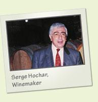 Serge Hochar, Winemaker